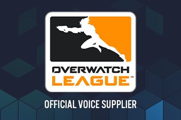 TeamSpeak. The Official Voice Supplier for the Overwatch League.